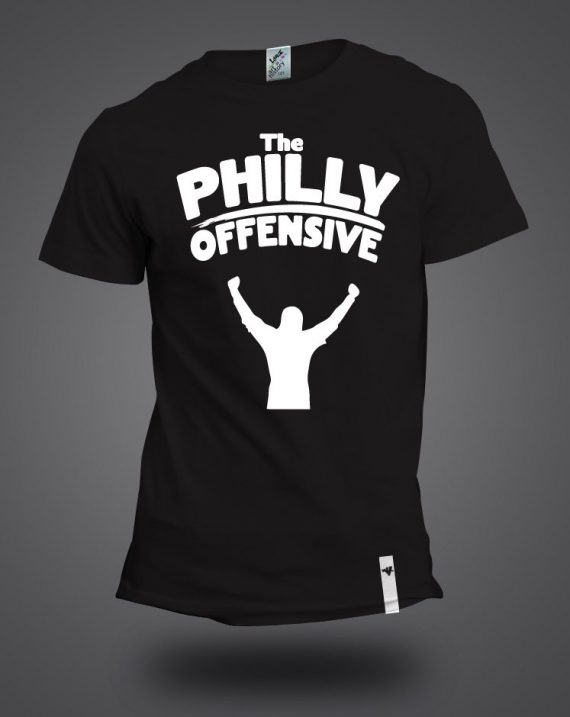 The Philly Offensive T-Shirt - Art History 101