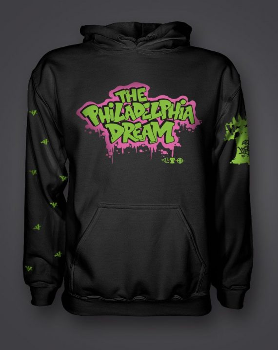 Philadelphia Dream Hoodie - Art History 101