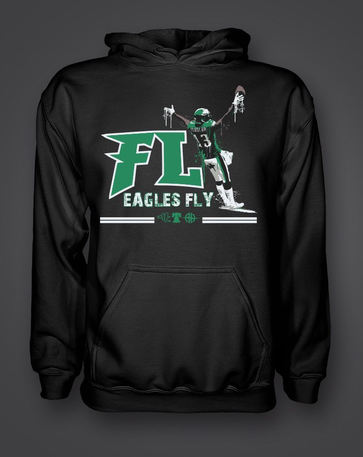 Nelson Agholor Hoodie – Art History 101